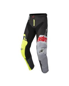 (CLEARANCE) Alpinestars 2018 Racer Flagship Pants - Yellow/Black