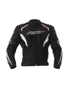 (CLEARANCE) RST MENS T-122 VENTED JACKET - BLACK