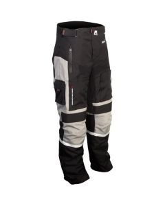 MOTODRY ADVENT-TOUR PANTS - BLACK/GREY