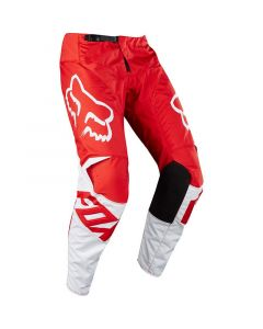 (CLEARANCE) FOX 2018 180 RACE PANTS - RED