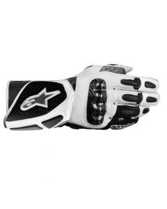 (CLEARANCE) ALPINESTARS STELLA SP-2 LADIES GLOVES - BLACK/WHITE