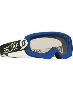 (CLEARANCE) SCOTT AGENT MINI YOUTH GOGGLE - BLUE