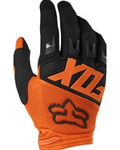 FOX 2019 YOUTH DIRTPAW RACE GLOVES - ORANGE
