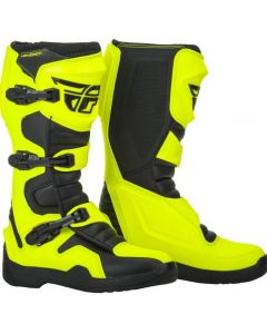 FLY RACING 2019 MAVERIK BOOT HI-VIS BLACK