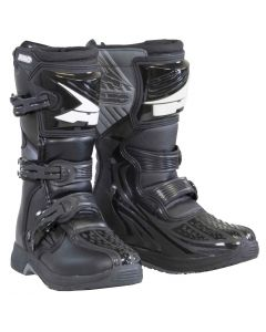 AXO DRONE BOOTS YOUTH - BLACK
