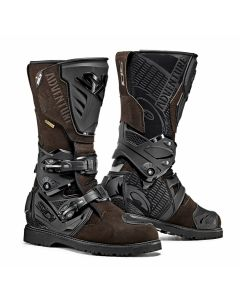 SIDI ADVENTURE 2 GORE-TEX BROWN , Road Motorcycle Boot