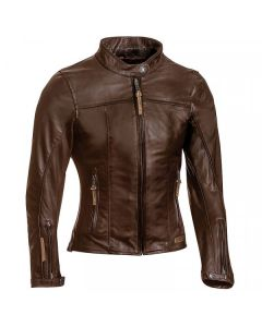 IXON CRANK LADY BRW  - Motorcycle Jacket