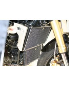 R&G RADIATOR AND OIL COOLER GUARD SUZ GSXR1000 K7K8 (COLOUR:BLACK)