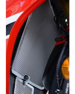 R&G R&G RADIATOR GUARD - HON CBR1000RR / RR SP / RR SP2 '17- (COLOUR:RED)