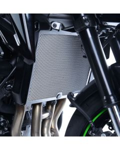 R&G RADIATOR GUARD - KAW Z900 (COLOUR:BLACK)