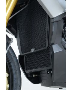 R&G RADIATOR GUARD APR CAPONORD 1200 (COLOUR:BLACK)