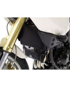 R&G RADIATOR AND OIL COOLER GUARD  TRI TIGER-1050 07- (COLOUR:BLACK)