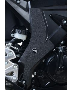R&G BOOT GUARD - 2-piece kit SUZ GSX-R125 / GSX-S125