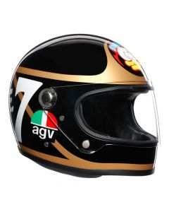 AGV HELMET X3000 Barry Sheene