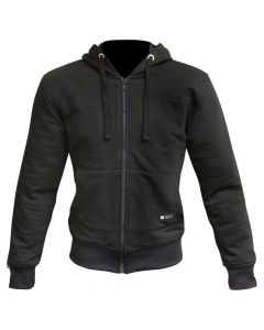 MERLIN Motorcycle Hoody Hamlin Black