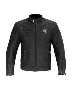 MERLIN Motorcycle Jacket Alton Leather black