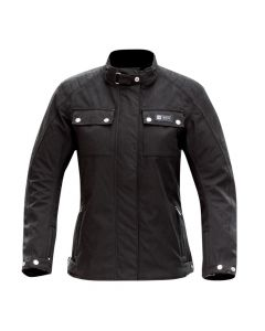 MERLIN Motorcycle Jacket Ellipse Lady Blk
