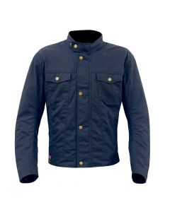 MERLIN Motorcycle Jacket Anson Blue