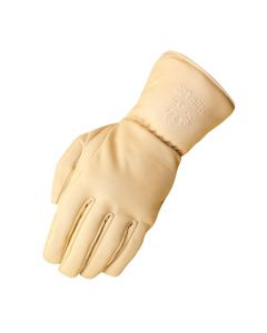 MERLIN Motorcycle Gloves Stone Leather WP Bone