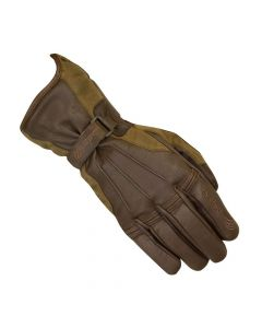 MERLIN Motorcycle Gloves Darwin Brown