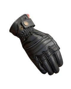 MERLIN Motorcycle Gloves Bickford Black