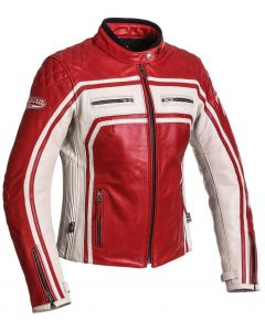 SEGURA LADY JONES RD/TAN T5  - Motorcycle Jacket
