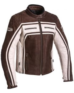 SEGURA LADY JONES BRN/TN T5  - Motorcycle Jacket