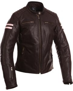 SEGURA RETRO LADY BR/ROSE - Motorcycle Jacket