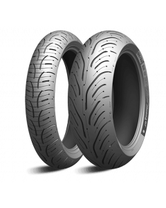 MICHELIN PILOT ROAD 4 SCOOTER (FROM $149.95 ) - Motorcycle Tyre