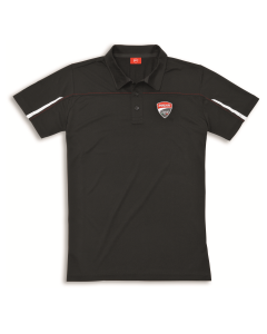 (CLEARANCE) Ducati Corse Men's Polo - Small