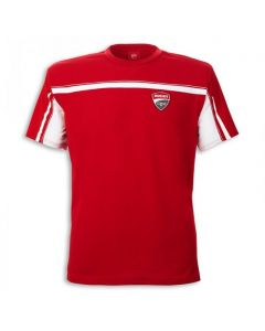 (CLEARANCE) Ducati Corse SS T-Shirt - RED