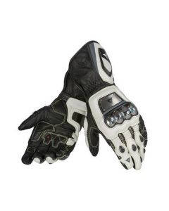 (CLEARANCE) DAINESE Motorcycle Gloves -  FULL METAL RS  NERO/BIANCO/ANTRACITE