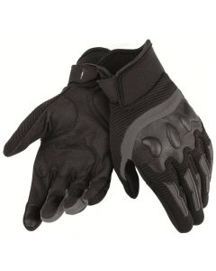 DAINESE AIR FRAME UNISEX  BLACK/BLACK  - Motorcycle Gloves