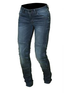 Macna Jenny Ladies Motorcycle Jeans - Blue