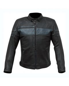 Merlin Holden Jacket - Black/ Blue