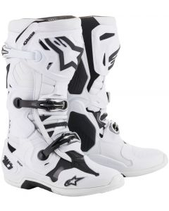 ALPINESTAR Tech 10 White - Motocross Boot