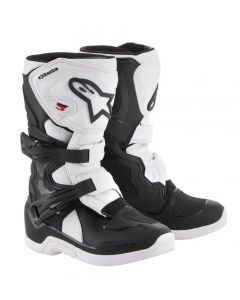 ALPINESTAR Tech 3S Kids Black White - Motocross Boot