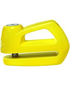 ABUS ELEMENT 285 DISK LOCK 5MM - YELLOW