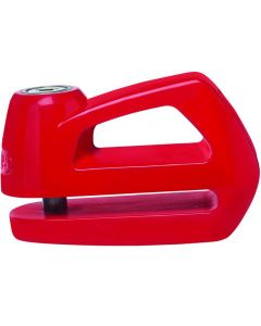 ABUS ELEMENT 285 DISK LOCK 5MM - RED