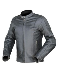 (Clearance) Dririder Icon Leather Jacket -Black