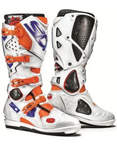 (Clearance) SIDI CROSSFIRE 2 SRS - ORNG BLUE WHITE