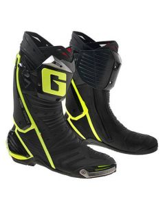 GAERNE GP1 YELLOW  - Road Motorcycle Boot