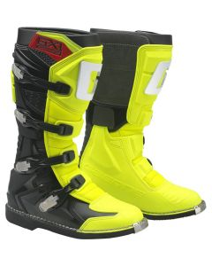 GAERNE GX-1 YELL/BLK  - Off Road Motorcycle Boot