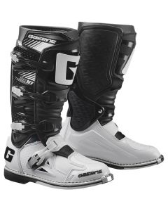 GAERNE SG-10 BLK/WHT  - Off Road Motorcycle Boot