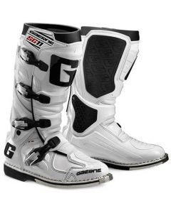 GAERNE SG-11 WHITE/WHITE  - Off Road Motorcycle Boot