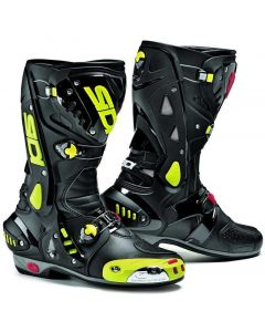(Clearance) SIDI VORTICE BOOT- BLACK/YELLOW