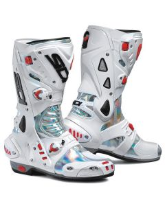 (Clearance) SIDI VORTICE BOOT- LUX WHITE