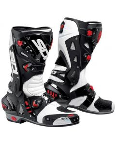 (Clearance) SIDI VORTICE BOOT- BLACK/WHITE