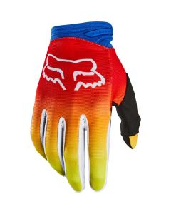 FOX 2020 YTH DIRTPAW FYCE-BLU/RD   - Motorcycle Gloves