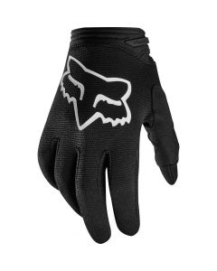 FOX 2020 YTH GIRLS DIRTPAW PRIX-BLK   - Motorcycle Gloves
